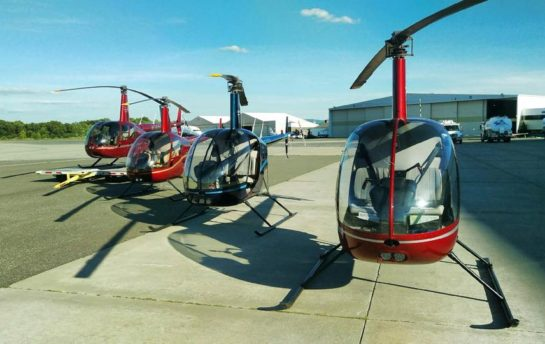 Helicopter rides upstate ny