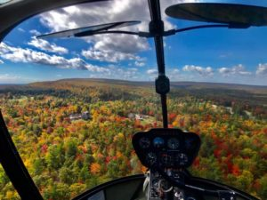 Tracy Minnich Neer View from the Helicopter