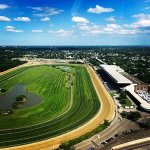 Saratoga Race Course in Saratoga Springs, NY