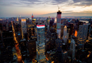 Manhattan private helicopter tour