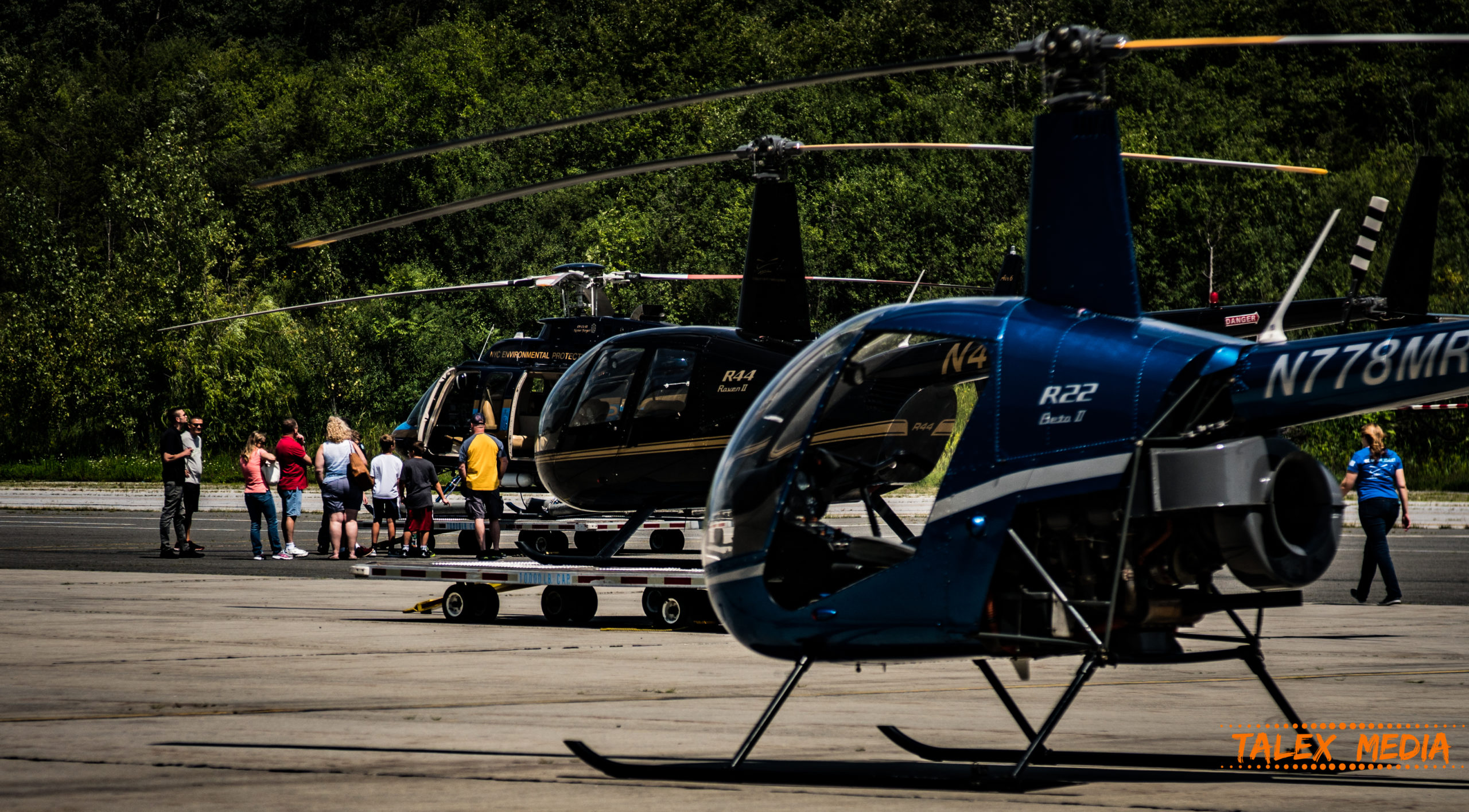 World Helicopter Day at Stewart Airport