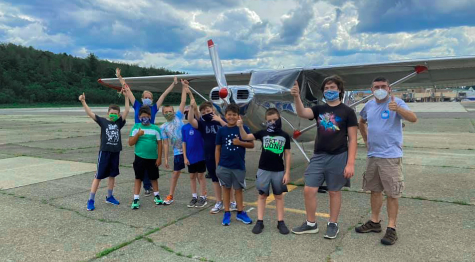 Be Independent: Aviation Summer Camp