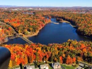 hudson valley fall foliage tour